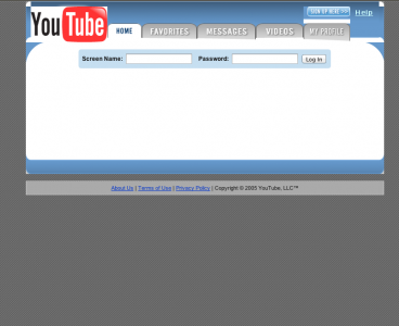 youtube launches its beta site in may 2005